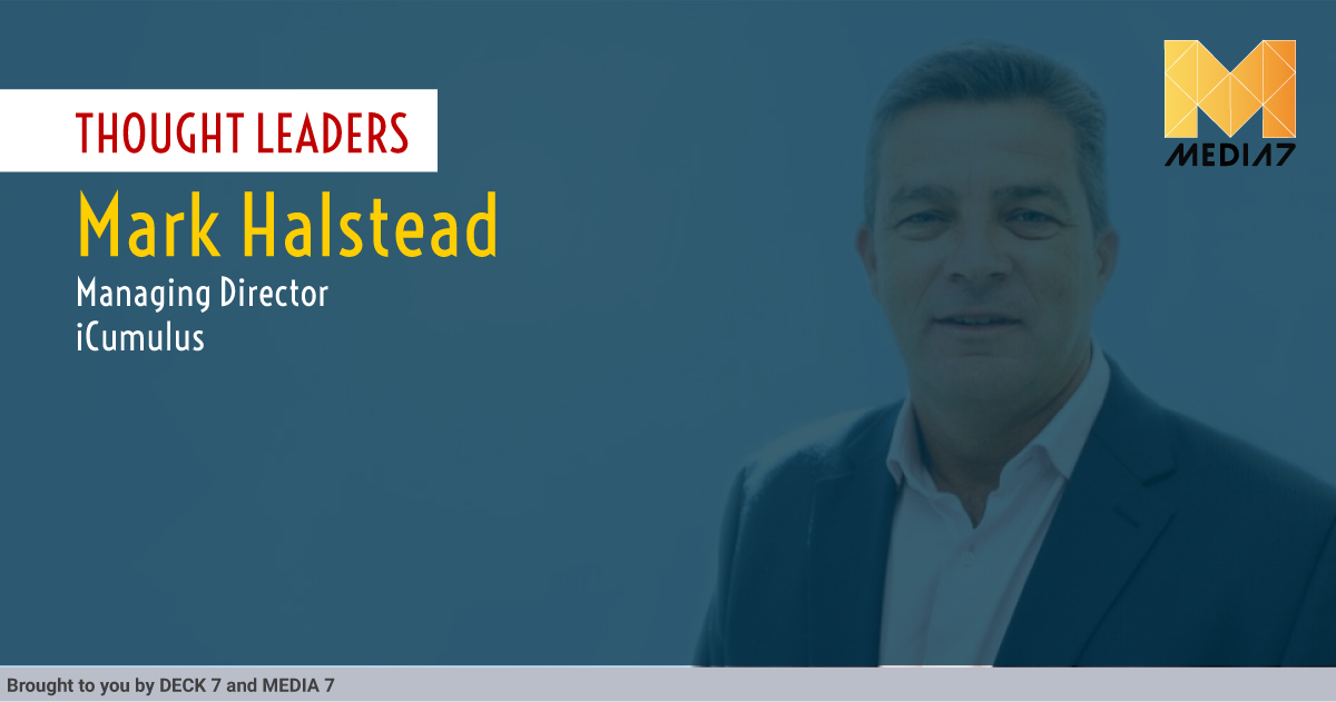 Q&A with Mark Halstead, Managing Director at iCumulus