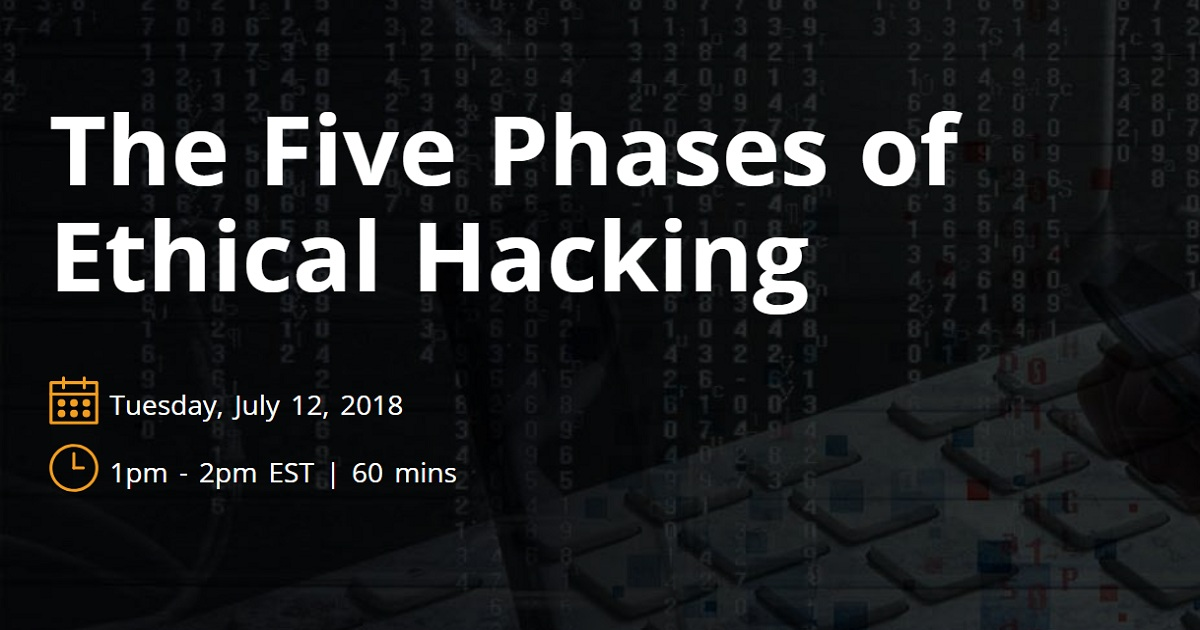 The Five Phases of Ethical Hacking