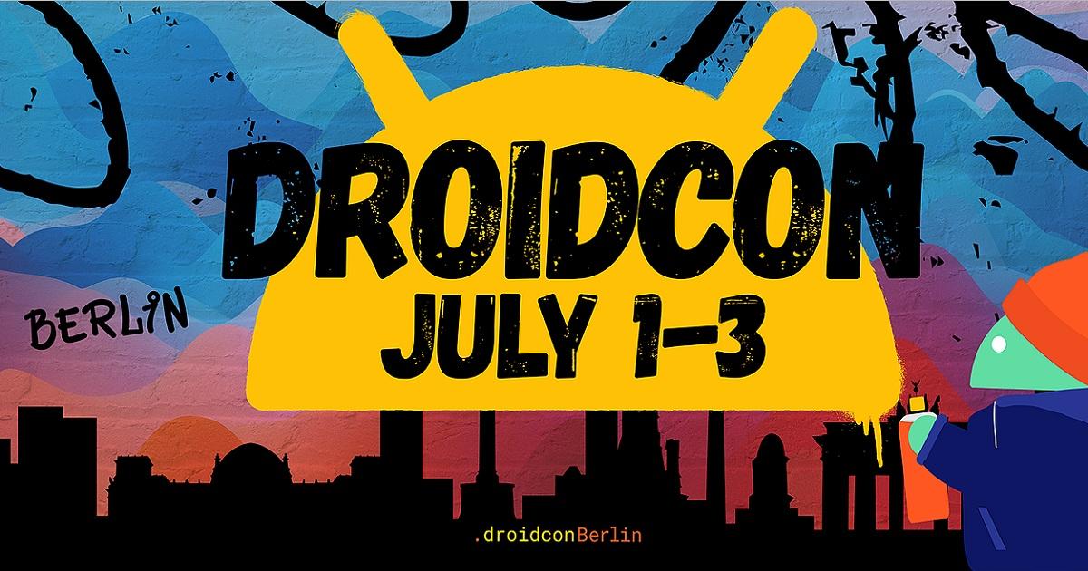 Droidcon 2019