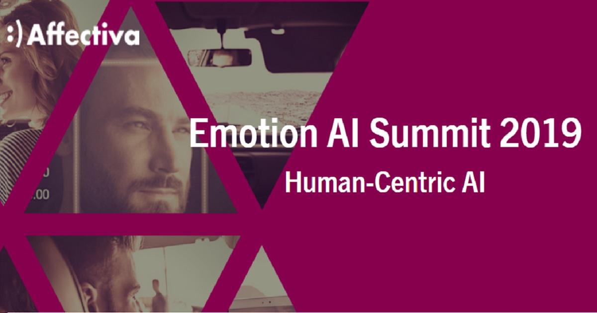 Emotion AI Summit 2019