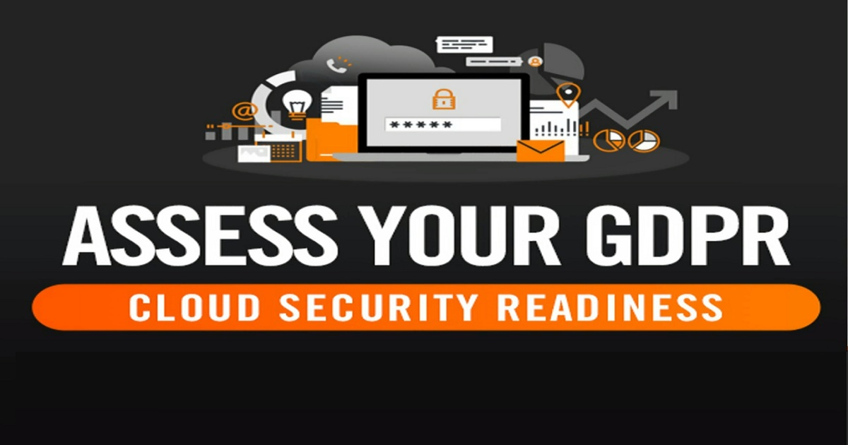 Assess Your GDPR Cloud Security Readiness