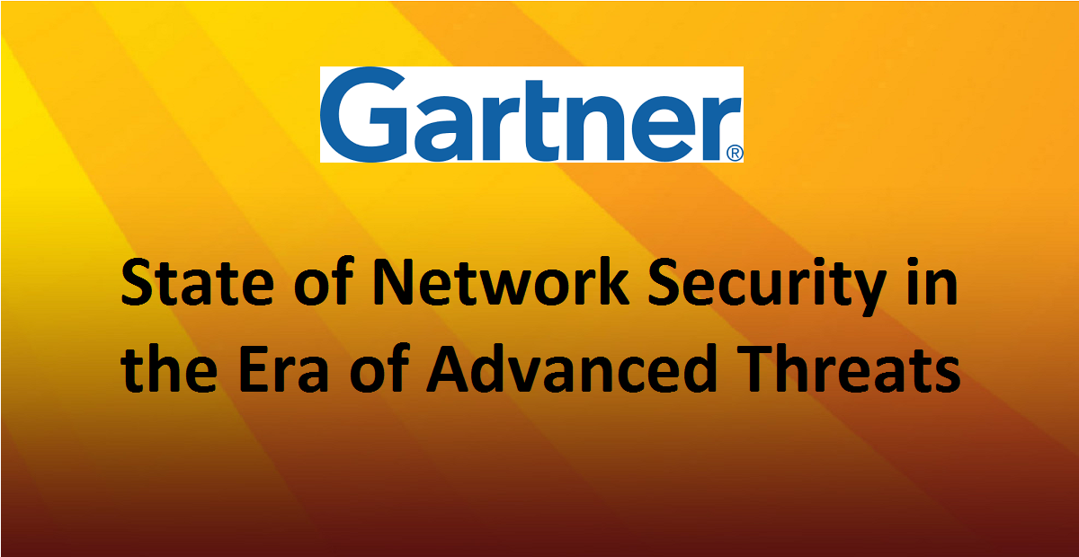 State of Network Security in the Era of Advanced Threats