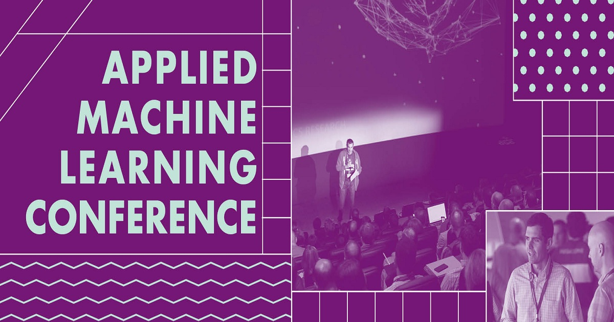 APPLIED MACHINE LEARNING CONFERENCE