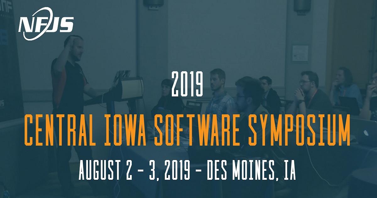 2019 Central Iowa Software Symposium