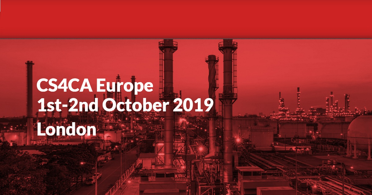 Cyber Security for Critical Assets European Summit