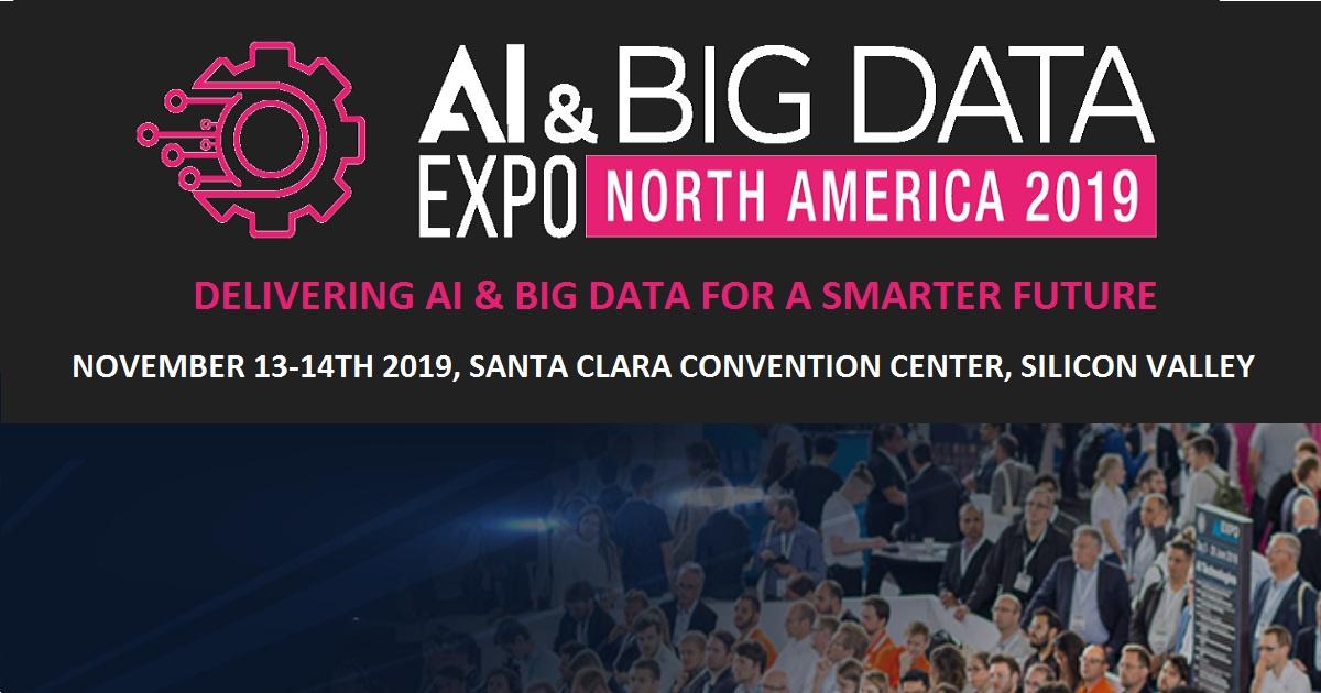 AI & Big Data Expo North America 2019