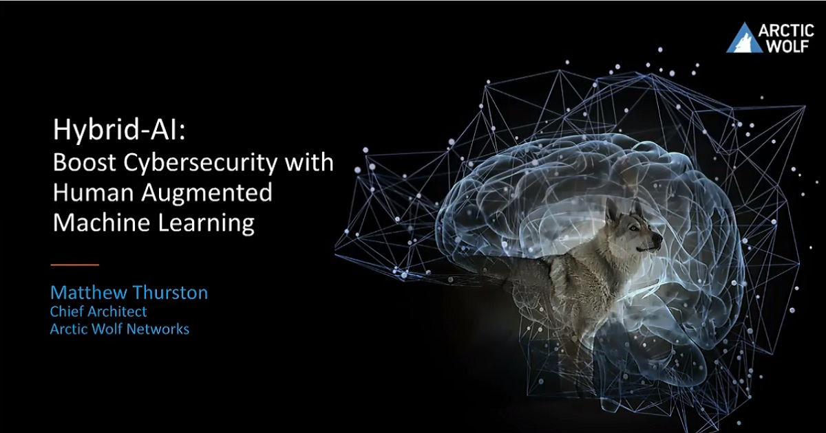 Boost Cyber Security with Human Augmented Machine Learning