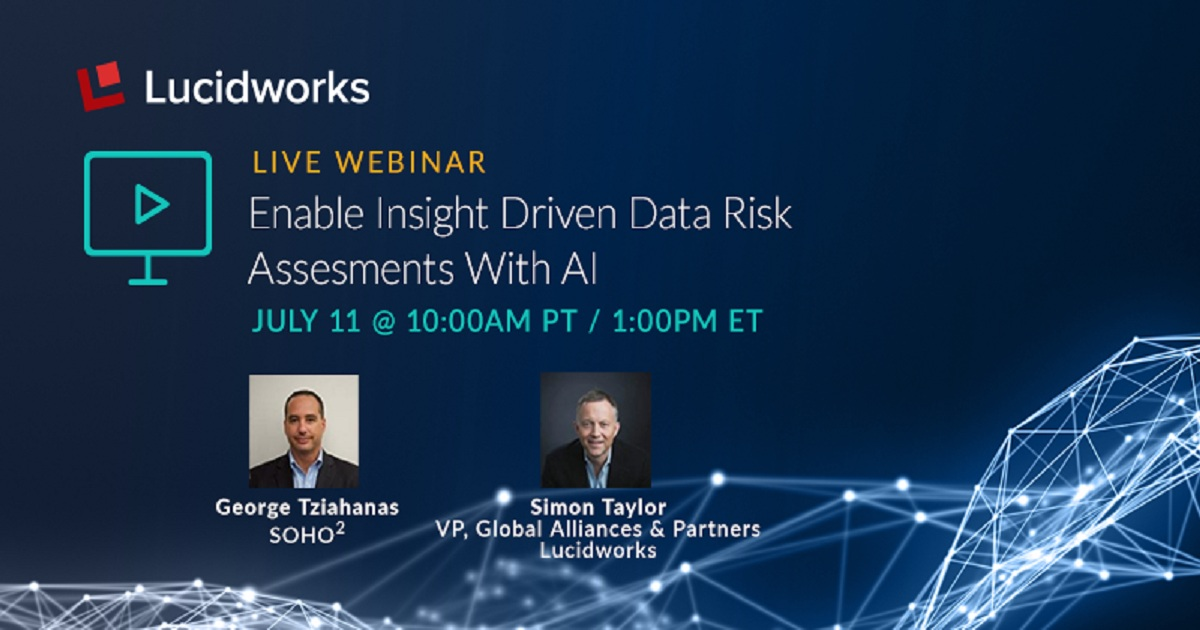 Enable Insight Driven Data Risk Assessments with AI
