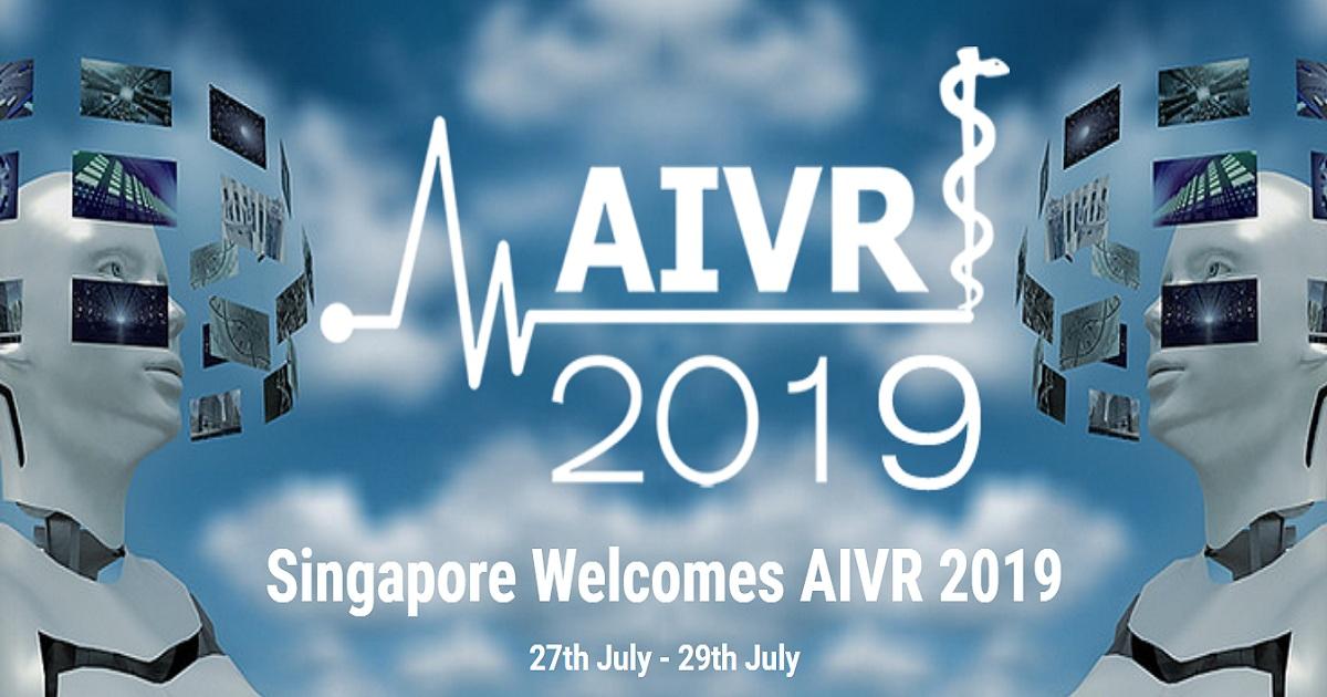 AIVR 2019