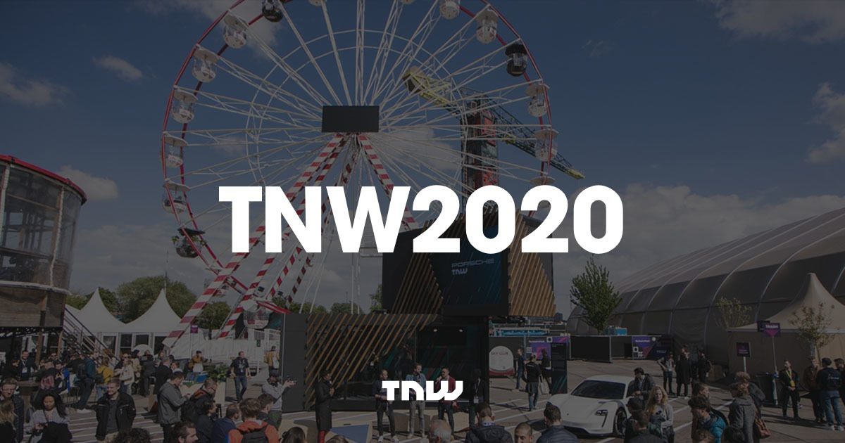 The Next Web Conference (TNW20)