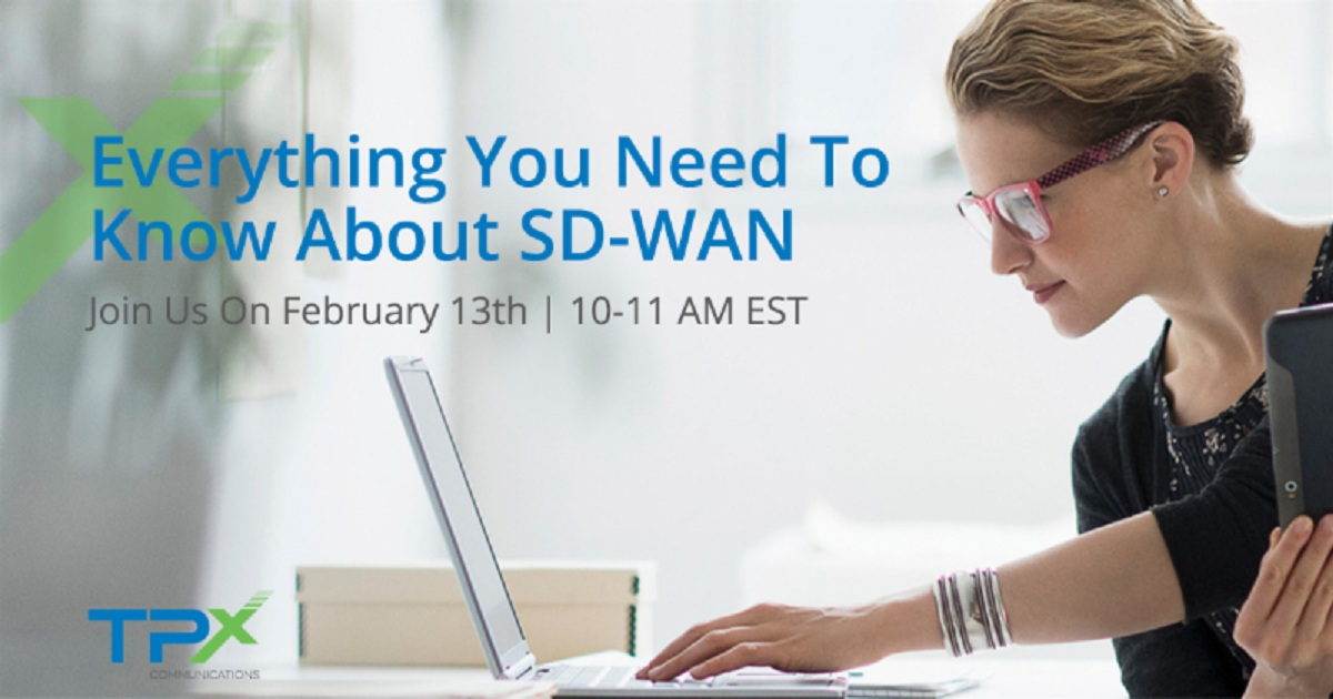 Everything You Need To Know About SD-WAN