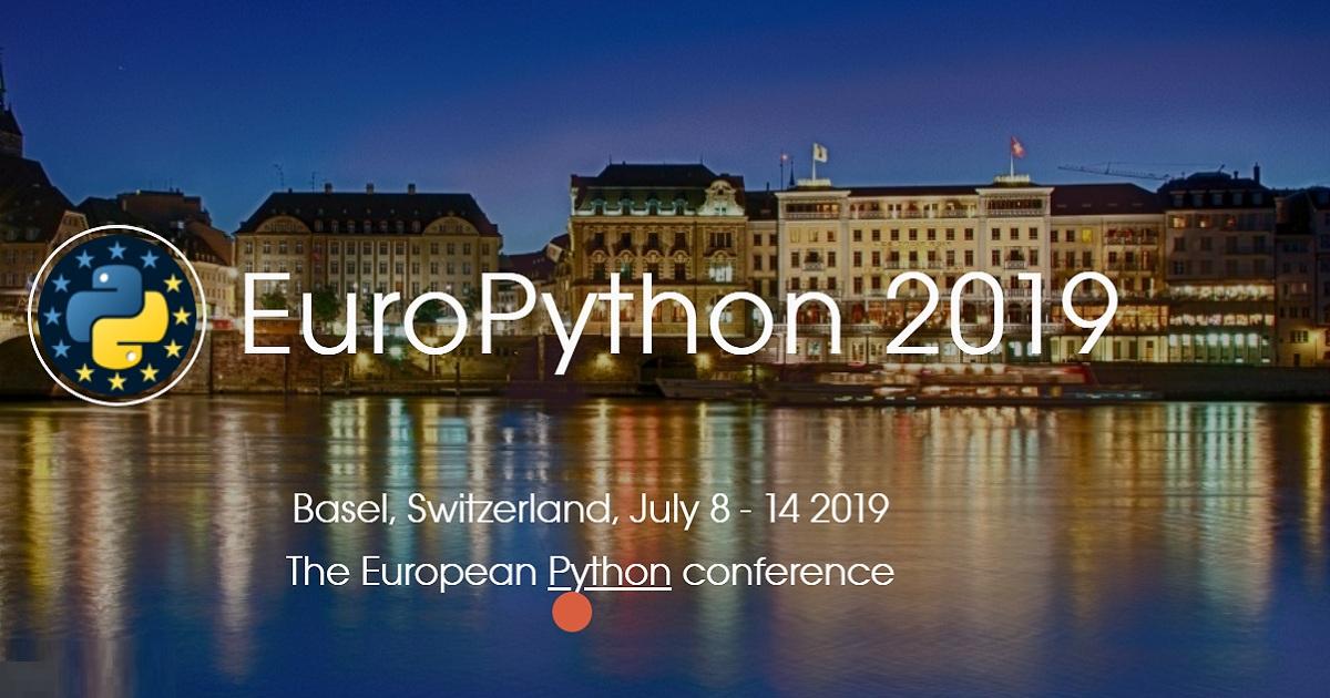 EuroPython 2019