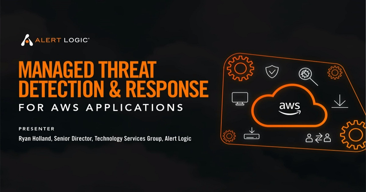 Managed Threat Detection and Response for Securing AWS Applications