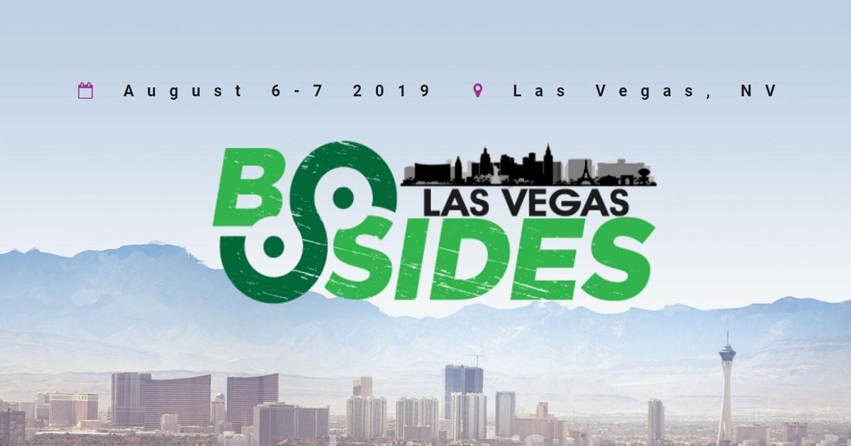 BSides Las Vegas 2019