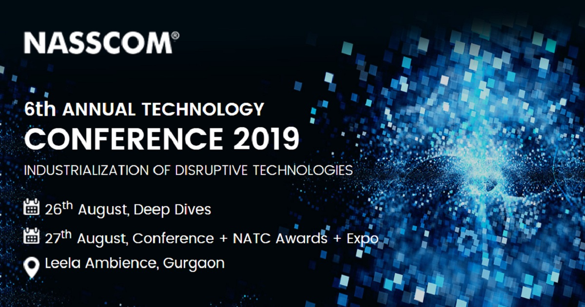 6th ANNUAL TECHNOLOGY CONFERENCE 2019