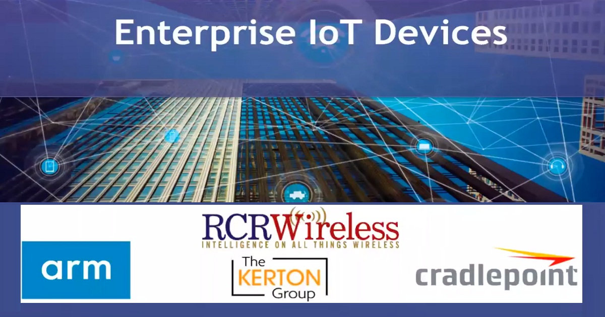 IoT Devices for the Enterprise: The Key Roles of Design, Testing & Security