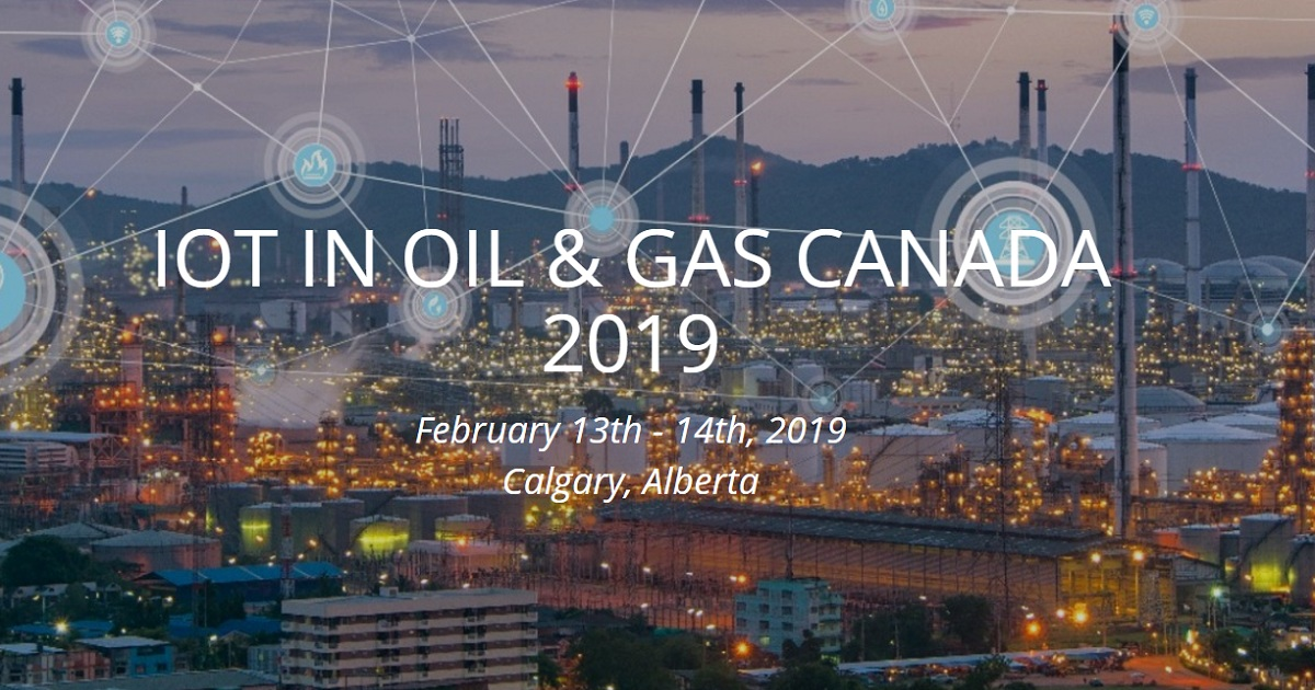 The IoT in Oil & Gas 2019