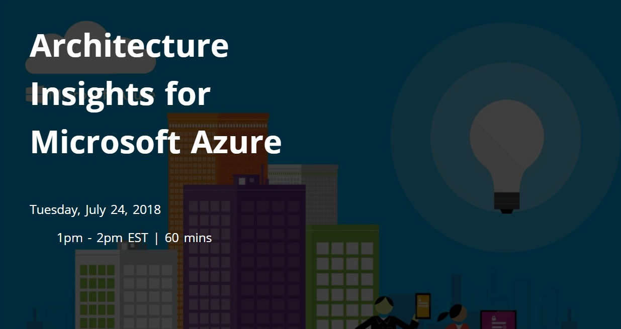 Architecture Insights for Microsoft Azure