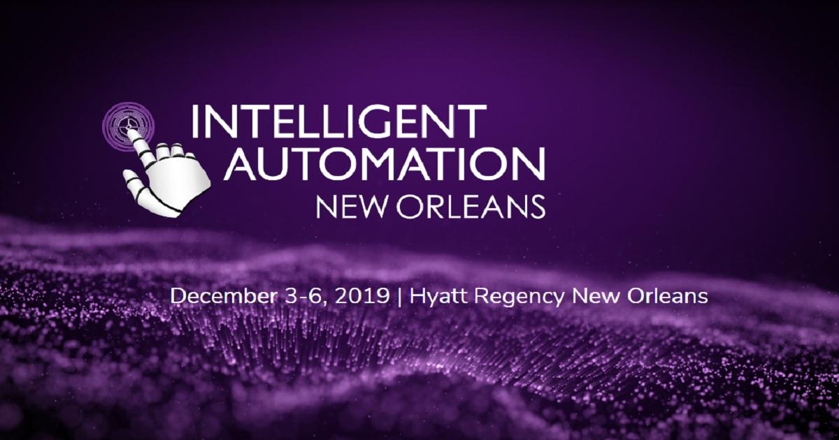 Intelligent Automation Week New Orleans