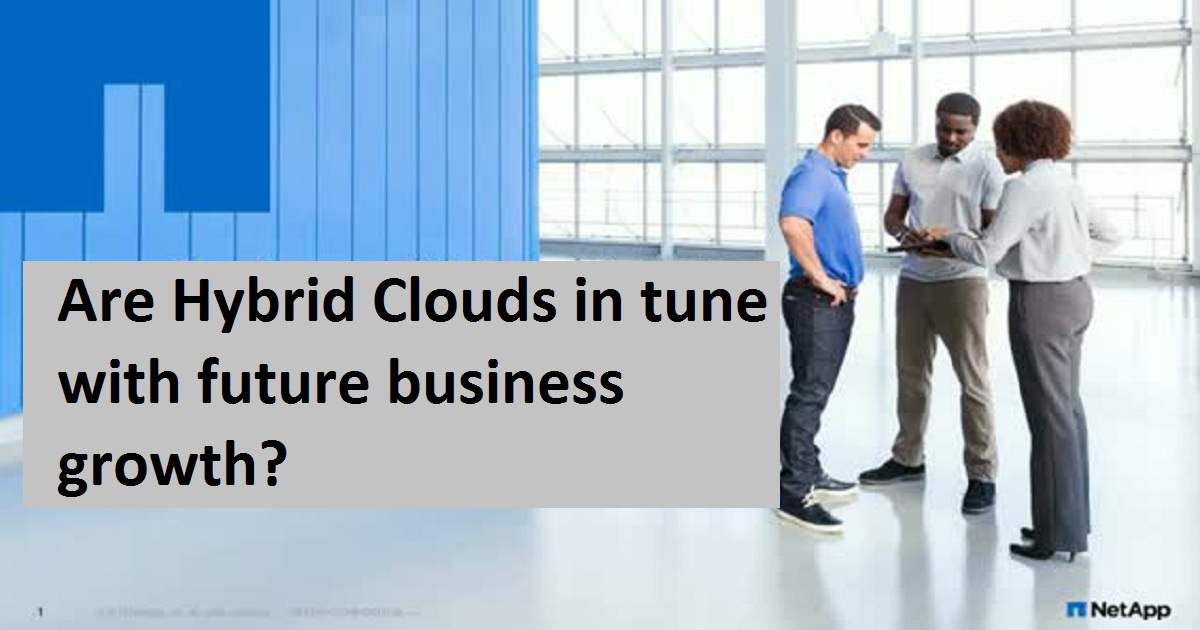 Are Hybrid Clouds in tune with future business growth?