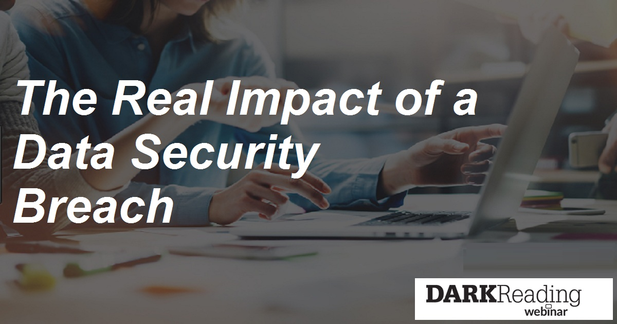 The Real Impact of a Data Security Breach