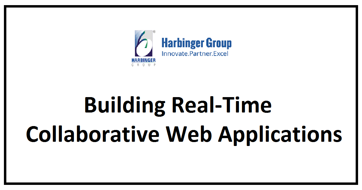 Building Real-Time Collaborative Web Applications