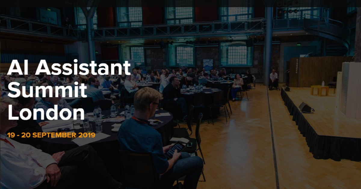 AI Assistant Summit London