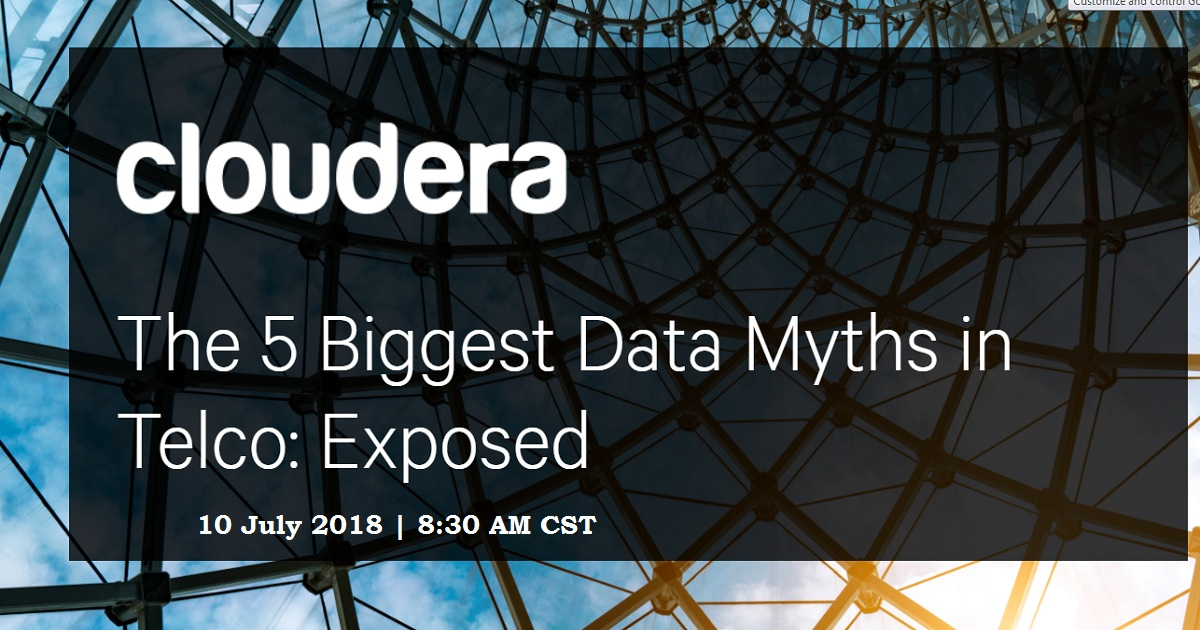 The 5 Biggest Data Myths in Telco: Exposed