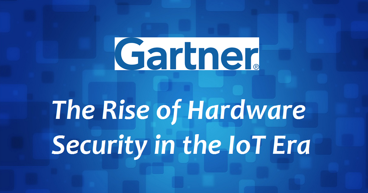 The Rise of Hardware Security in the IoT Era