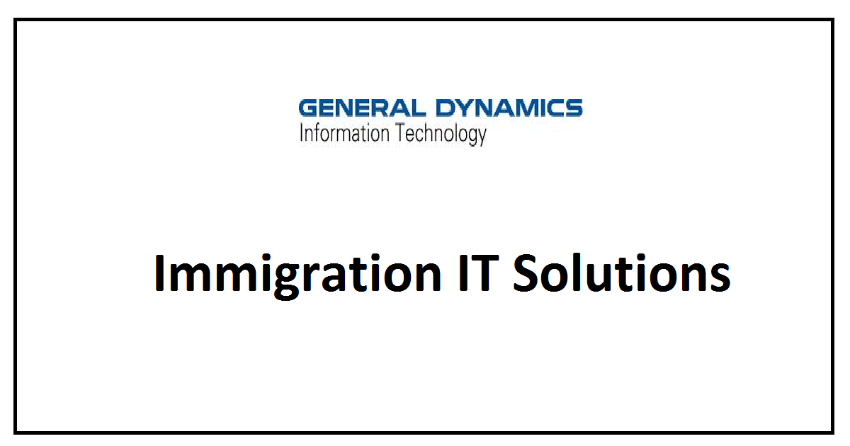 Immigration IT Solutions