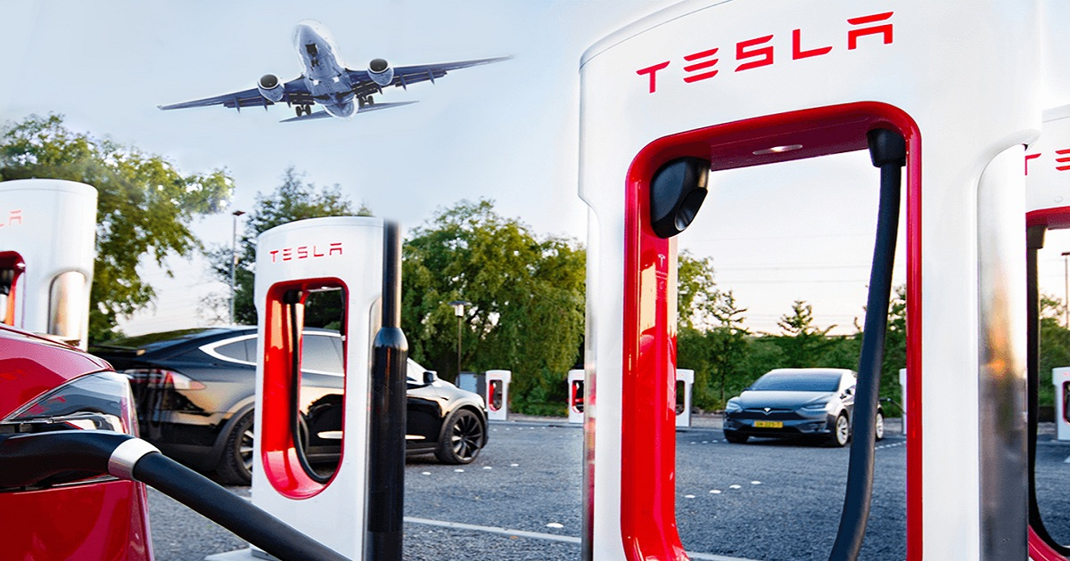 TESLA'S DISRUPTIVE SUCCESS IN COMPETITIVE CAR-MAKING AND HOW IT CAN AIRLIFT BOEING